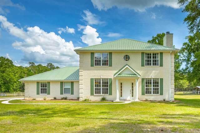 40 Hunters Trace, Crawfordville, FL 32327 (MLS #332280) :: Danielle Andrews Real Estate
