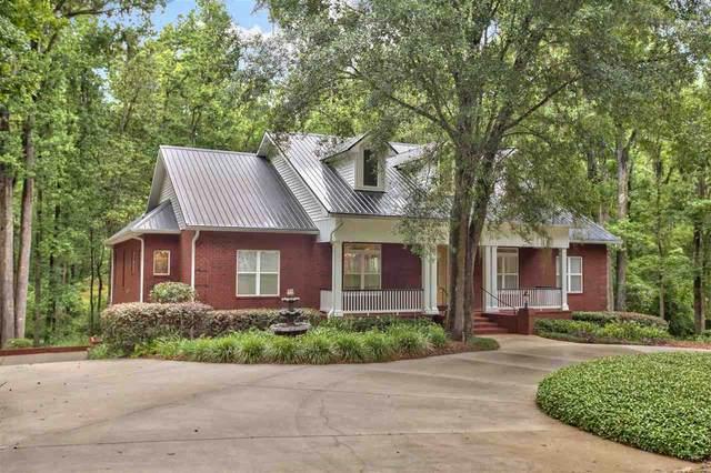 710 Tau Trail, Monticello, FL 32344 (MLS #332289) :: Danielle Andrews Real Estate