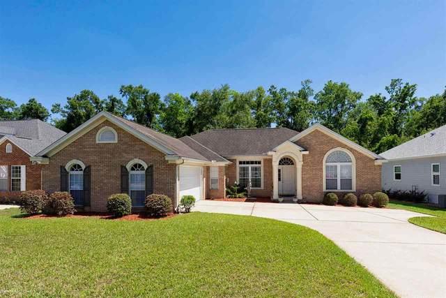 1220 Sandler Ridge Drive, Tallahassee, FL 32317 (MLS #332292) :: Danielle Andrews Real Estate