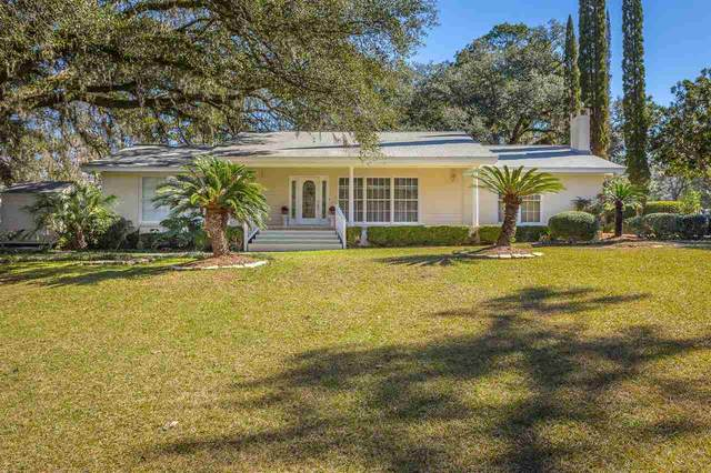 1501 Davis Drive, Tallahassee, FL 32317 (MLS #332300) :: Danielle Andrews Real Estate