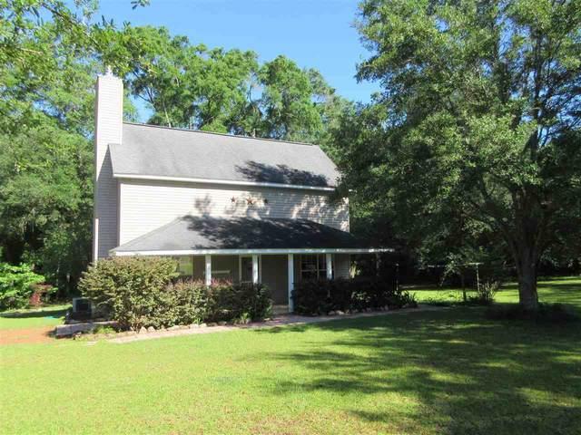 970 Robert Thompson Road, Monticello, FL 32344 (MLS #332304) :: Danielle Andrews Real Estate