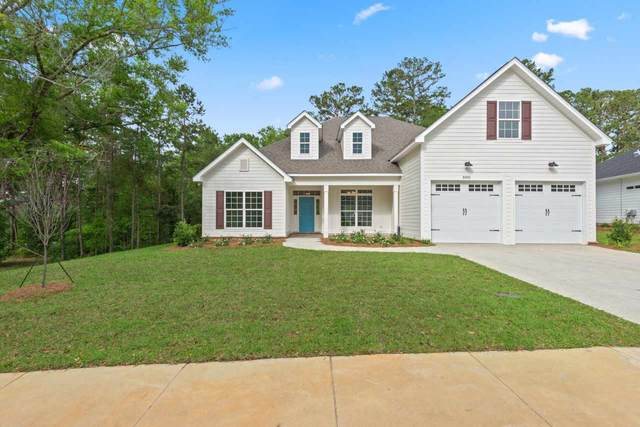 5367 Spirit Rock Place, Tallahassee, FL 32317 (MLS #332307) :: Danielle Andrews Real Estate