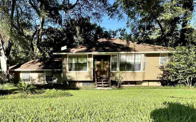 4605 Barclay Lane, Tallahassee, FL 32309 (MLS #332312) :: Danielle Andrews Real Estate