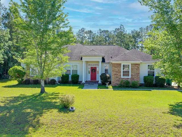 15 Pimlico Drive, Crawfordville, FL 32327 (MLS #332323) :: Danielle Andrews Real Estate