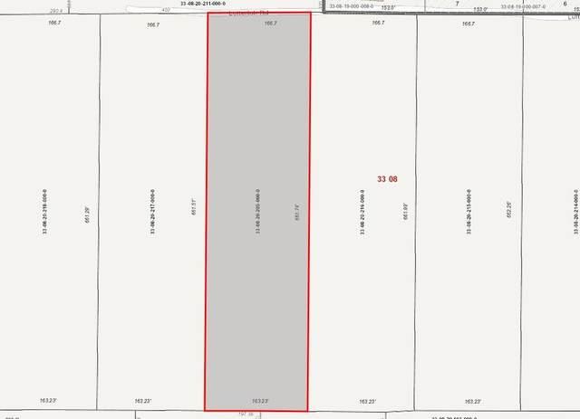 Track E Lutterloh Road --, Woodville, FL 32305 (MLS #332329) :: Danielle Andrews Real Estate