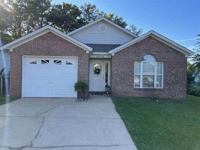 2776 Whitmore Court, Tallahassee, FL 32312 (MLS #332344) :: Danielle Andrews Real Estate