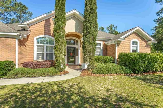 30 Equine, Crawfordville, FL 32327 (MLS #332371) :: Danielle Andrews Real Estate