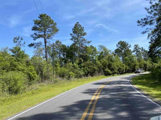 xx Lawhon Mill Road, Crawfordville, FL 32327 (MLS #332387) :: Danielle Andrews Real Estate