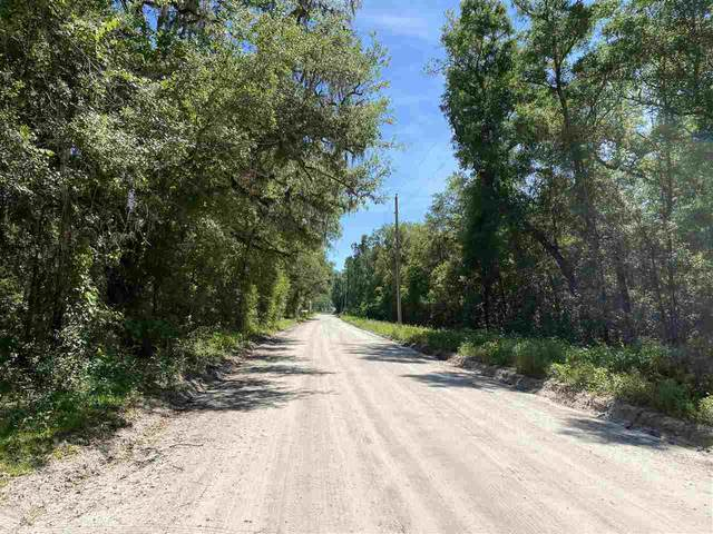 xx Floyd Gray Road, Crawfordville, FL 32327 (MLS #332392) :: Danielle Andrews Real Estate