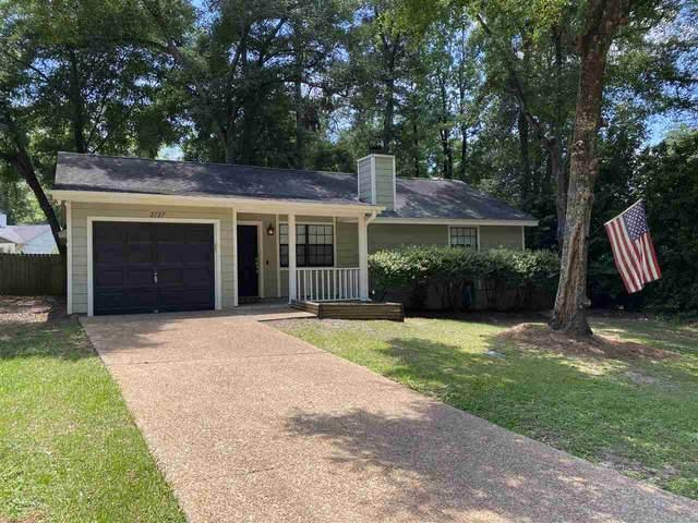 2727 Via Milano Avenue, Tallahassee, FL 32303 (MLS #332401) :: Danielle Andrews Real Estate
