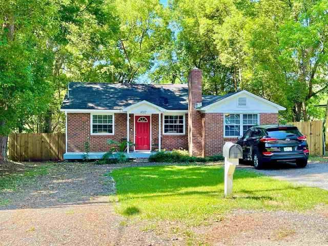1657 Pepper Drive, Tallahassee, FL 32304 (MLS #332406) :: Danielle Andrews Real Estate
