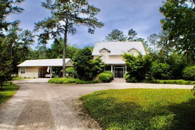 210 Tucker Springs Road, Sopchoppy, FL 32358 (MLS #332408) :: Danielle Andrews Real Estate