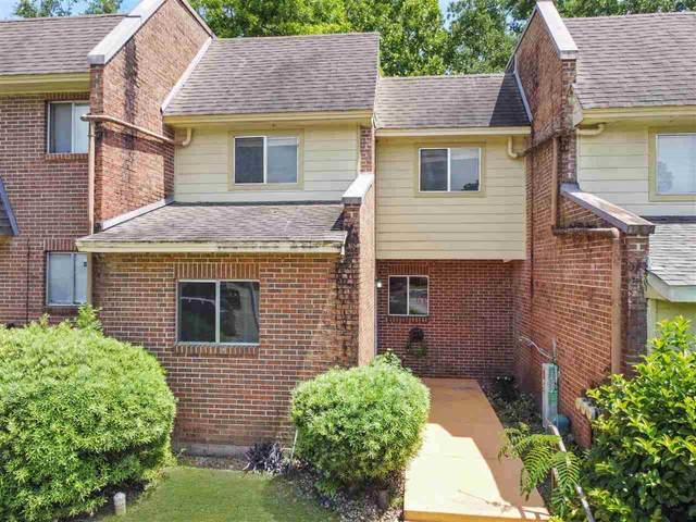2731 S Blair Stone Road #53, Tallahassee, FL 32301 (MLS #332410) :: Danielle Andrews Real Estate