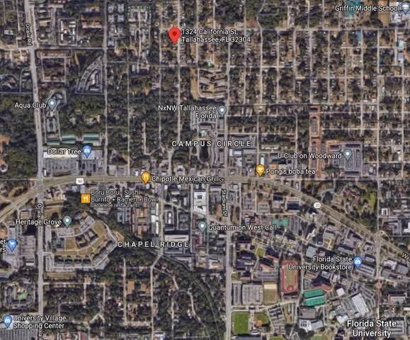 1324 California Street, Tallahassee, FL 32304 (MLS #332595) :: Danielle Andrews Real Estate