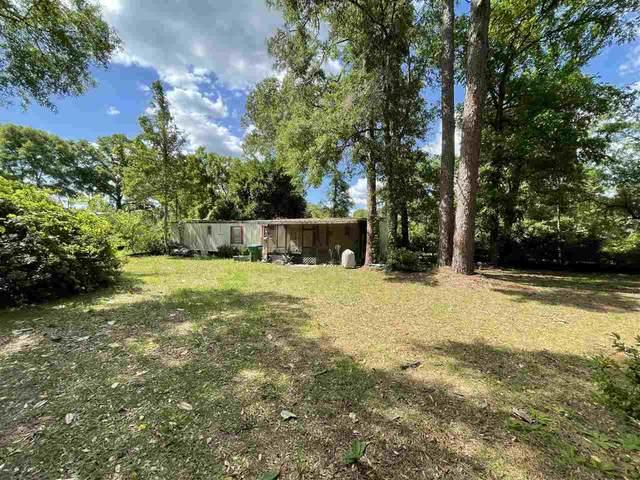 42 Happy Time Drive, Crawfordville, FL 32327 (MLS #332597) :: Danielle Andrews Real Estate