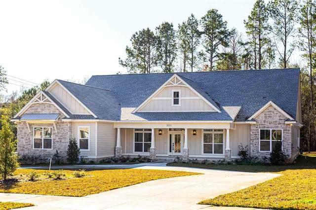 2831 W Hannon Hill Drive, Tallahassee, FL 32309 (MLS #332648) :: Danielle Andrews Real Estate