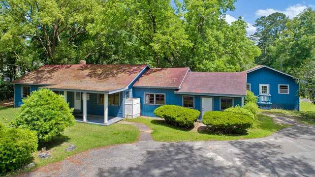 1452 Fisher Lane, Tallahassee, FL 32301 (MLS #332878) :: Danielle Andrews Real Estate
