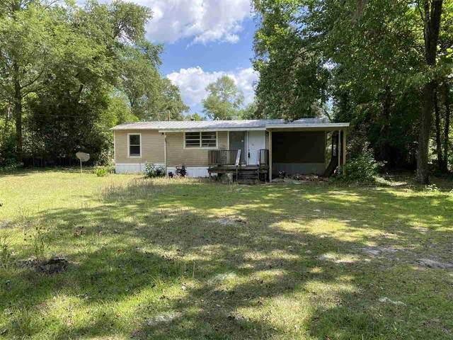 153 Crystal Lane, Crawfordville, FL 32327 (MLS #332938) :: Danielle Andrews Real Estate