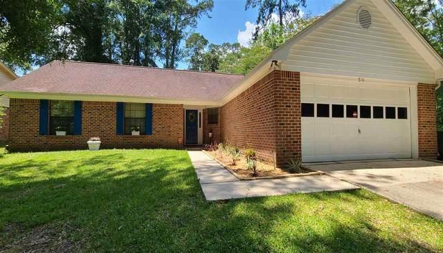 2116 Seminole Drive, Tallahassee, FL 32301 (MLS #332982) :: Danielle Andrews Real Estate