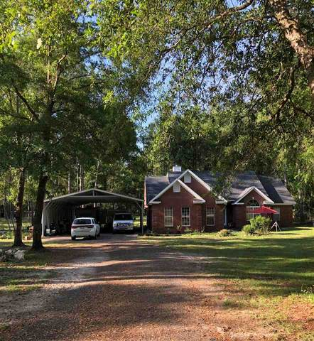 25 Steele Court, Crawfordville, FL 32327 (MLS #332999) :: Danielle Andrews Real Estate