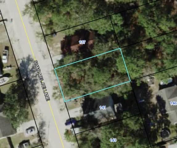 Xx Shar-Mel-Re Lane, Crawfordville, FL 32327 (MLS #333012) :: Team Goldband