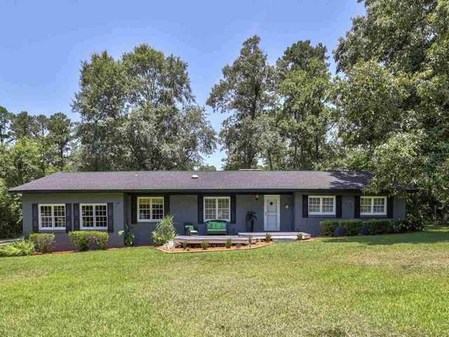 1286 Jeffery Road, Tallahassee, FL 32312 (MLS #333035) :: Danielle Andrews Real Estate