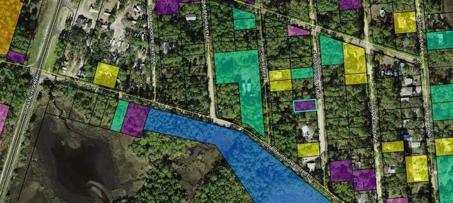 lot 27 Mississippi Avenue, Panacea, FL 32346 (MLS #333085) :: Danielle Andrews Real Estate