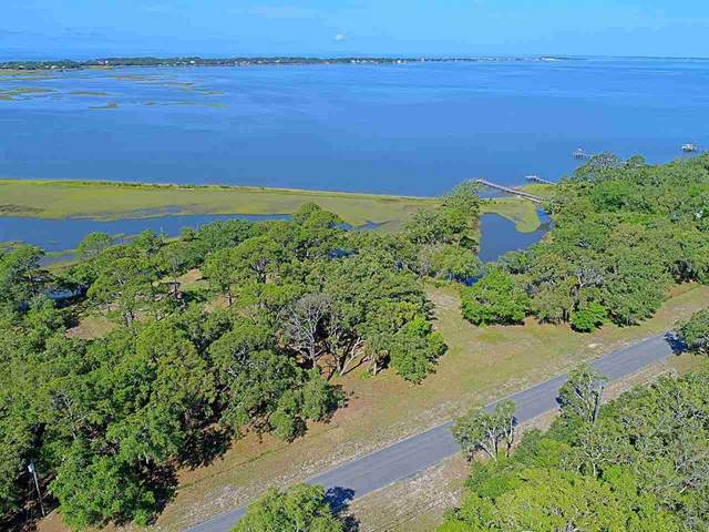 714 Alligator Drive, Alligator Point, FL 32346 (MLS #333101) :: Danielle Andrews Real Estate