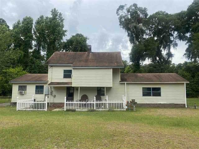 238 NE Old Valdosta Road, Pinetta (Madison County), FL 32350 (MLS #333162) :: Danielle Andrews Real Estate