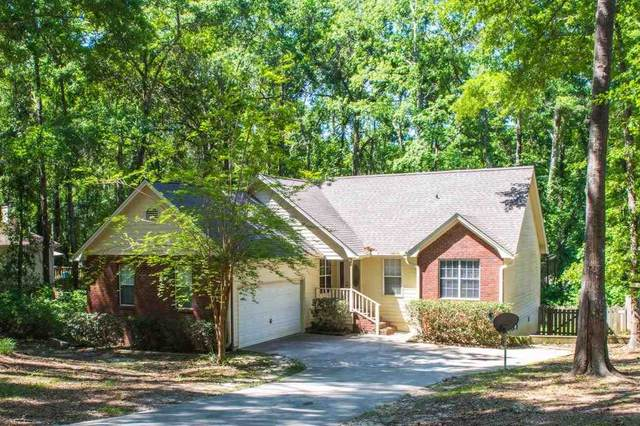 8652 Oak Forest Trail, Tallahassee, FL 32312 (MLS #333189) :: Danielle Andrews Real Estate