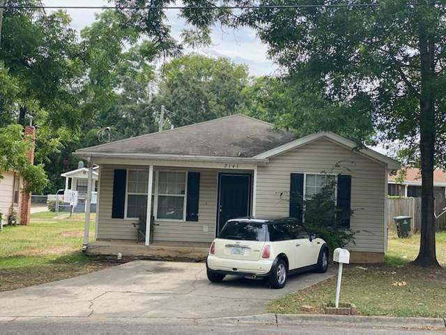 2141 Holton Street, Tallahassee, FL 32310 (MLS #333235) :: Danielle Andrews Real Estate