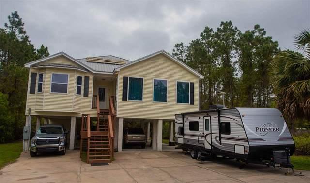 1100 Owens Avenue, Carrabelle, FL 32322 (MLS #333237) :: Danielle Andrews Real Estate