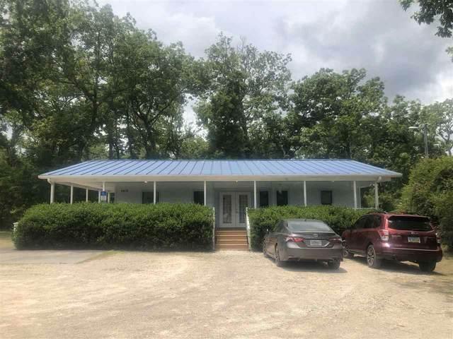 4416 Crawfordville Highway, Crawfordville, FL 32327 (MLS #333296) :: Team Goldband