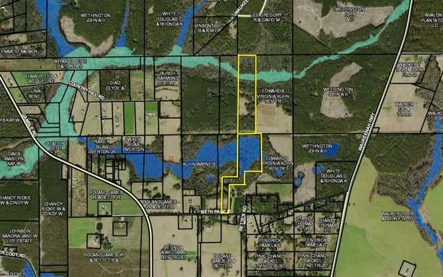 0000 E Beth Page Road, Monticello, FL 32344 (MLS #333314) :: Danielle Andrews Real Estate