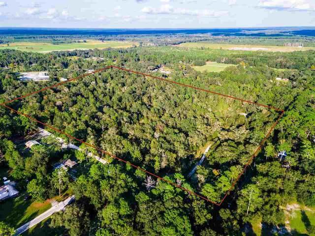 Sunset Lane, Perry, FL 32347 (MLS #333325) :: Danielle Andrews Real Estate
