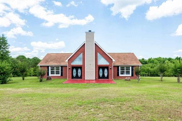 262 Sundance Drive, Monticello, FL 32344 (MLS #333355) :: Danielle Andrews Real Estate