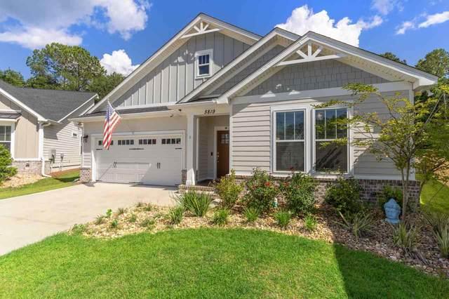 5819 Village Ridge Way, Tallahassee, FL 32312 (MLS #333374) :: Danielle Andrews Real Estate