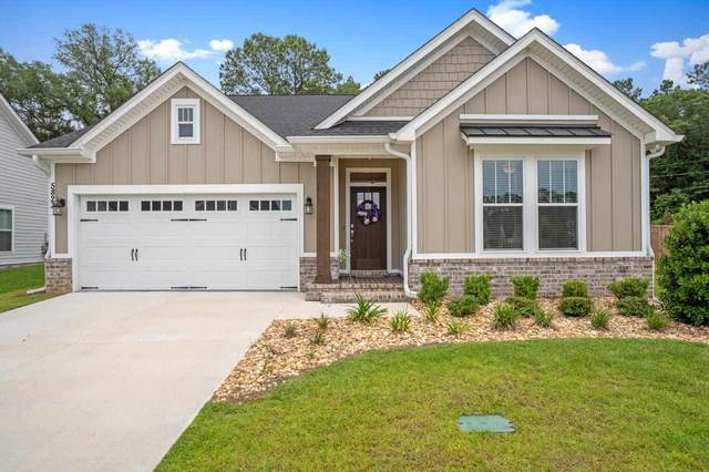 5823 Village Ridge Way, Tallahassee, FL 32312 (MLS #333470) :: Danielle Andrews Real Estate