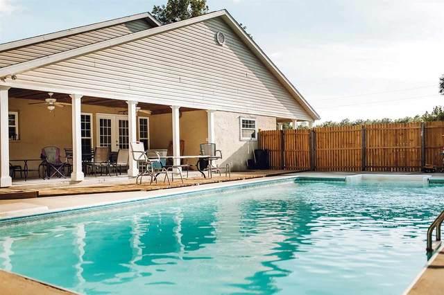 384 SE Circle Dr, Mayo, FL 32066 (MLS #333562) :: Danielle Andrews Real Estate