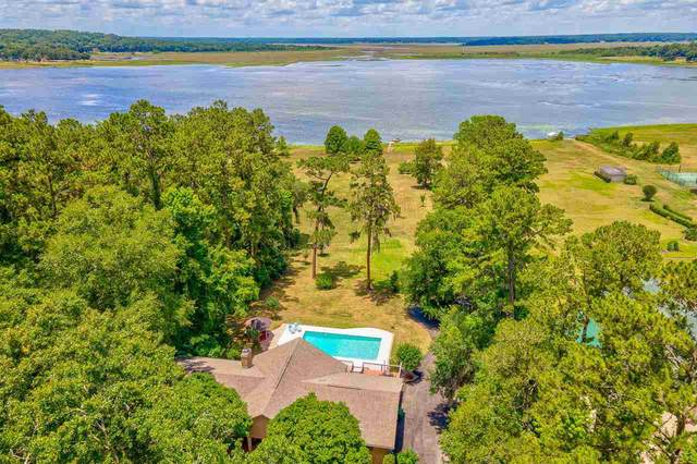 3392 Lakeshore Drive, Tallahassee, FL 32312 (MLS #333588) :: Danielle Andrews Real Estate