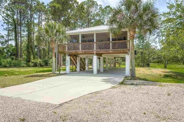 584 Alligator Drive, Alligator Point, FL 32346 (MLS #333592) :: Danielle Andrews Real Estate
