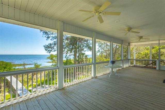 2698 Hwy 98 E, Carrabelle, FL 32322 (MLS #333594) :: Danielle Andrews Real Estate
