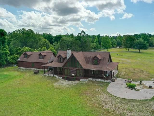 171 Mill Pond Road, Carrabelle, FL 32322 (MLS #333596) :: Danielle Andrews Real Estate