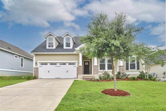 2532 Capstone Drive, Tallahassee, FL 32312 (MLS #333671) :: Danielle Andrews Real Estate