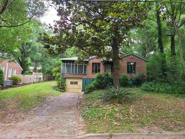 1523 S Gadsden Street, Tallahassee, FL 32301 (MLS #333724) :: Danielle Andrews Real Estate