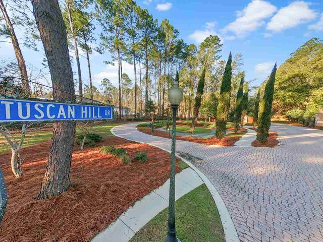 Tuscan Hill Drive, Tallahassee, FL 32312 (MLS #333742) :: Danielle Andrews Real Estate