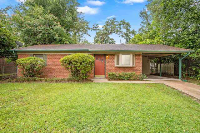 2819 Boatner Street, Tallahassee, FL 32310 (MLS #333765) :: Danielle Andrews Real Estate