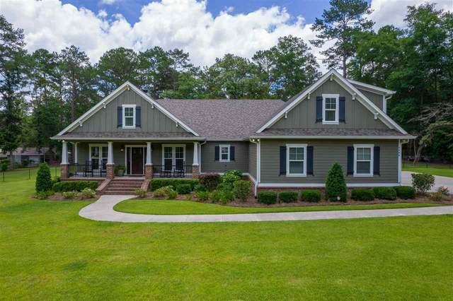 4486 Amber Valley Road, Tallahassee, FL 32312 (MLS #333778) :: Danielle Andrews Real Estate