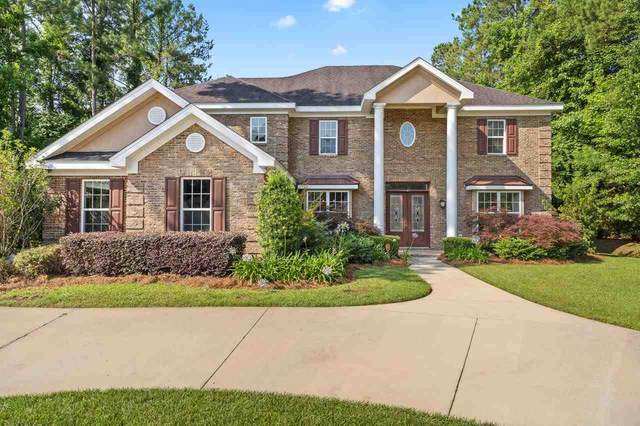 4609 Oakshire Court, Tallahassee, FL 32309 (MLS #333779) :: Danielle Andrews Real Estate