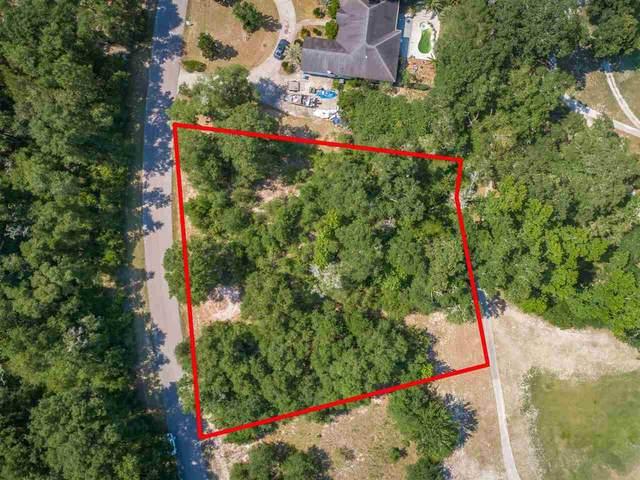 131 Country Club -, Crawfordville, FL 32327 (MLS #333814) :: Danielle Andrews Real Estate